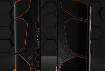 Vantage S concept / Vantage S speaker concept.