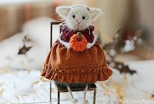 Autumn Riches - Fall Home Decor and Accessories / All wrapped in the warm, special gifts designed for those who love Autumn more and more every year.