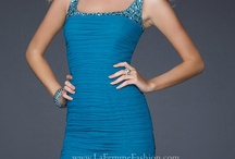 turquoise prom styles
