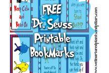 Kids bookmarks