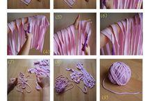 making t shirt yarn