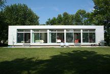 Kit Houses / Pre-Fab