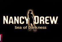 Nancy Drew #32: Sea of Darkness / by Nancy Drew Games