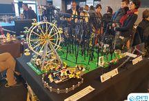 Lego coaster / Lego rollercoaster