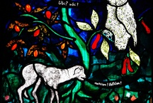 Stained Glass / Animals