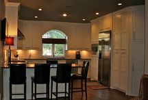 Kitchen Design Ideas / by Jessica Apsley