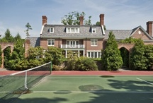 tennis courts, croquet, bocce