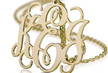 My Monogram Necklace Christmas Sale / My Monogram Necklace's big Christmas Sale! Our whole collection is on sale! 10-50% OFF!