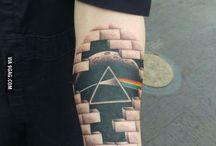 Tattoo Pink Floyd