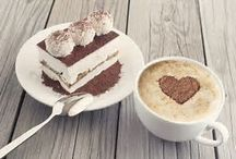 Coffee Joy / Coffee Time and a Slice of Cake or something just as delicious. Wake up and smell the lovely Coffee joy.