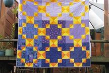 VLC Designs / These are patterns I've designed; they're available on my Craftsy page.