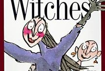 The Witches / Roald Dahl Novel - The Witches
