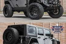 Jeeps And Cars