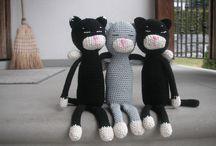My Aminekos / Cat , Amineko, Crochet