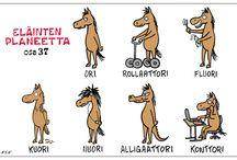 Suomalaisia sanoja-Finnish words