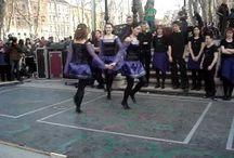 Irish Step Dancing and Costume
