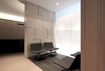 Offices - interior / by Evy Dooms