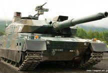 兵器 / 軍用機、軍用車両、装備