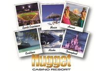 Nugget Vacation Sweepstakes / Play for a chance to win your choice of several Grand Vacation packages, Walley's Hot Springs & Spa Getaways, Nugget Staycations, travel accessories, cash, free play and a whole lot more!  / by Nugget Casino Resort