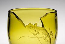 Australialaista taidelasia - Australian Art Glass