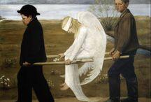 Hugo Simberg e seu simbolismo ~ O artista que ansiava por solidão e paz