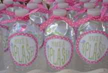 Kid party Ideas / by Casaundra Wilson