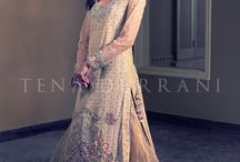Tena Durrani Wedding Wear Spring/Summer 2015 / Tena Durrani's new Wedding Wear collection for Spring/Summer 2015.  Photography: Ayaz Anis Khan Makeup: Raana Khan Model: Laila Ali  For queries, orders and appointments kindly email at info@tenadurrani.com or contact +92 321 232 4600.  Visit www.tenadurrani.com.