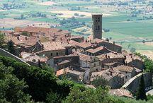 Cortona / Cortona egy község (comune) Olaszország Toszkána régiójában,