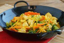 Rezepte: Curry