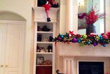 Elf on the shelf  / by Stacie C