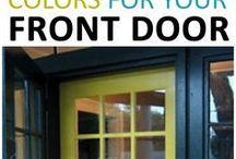elewacja - drzwi