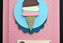 ice cream cards