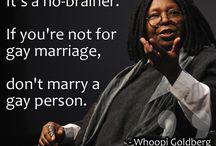 Equality yay