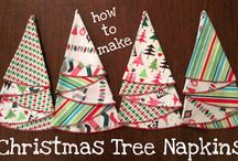 Sewing Ideas / by PickingDaisies Napkins/Fabric