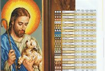 Cross Stitch -Religion