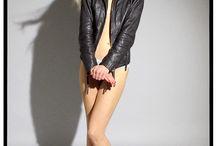 Open jacket female models