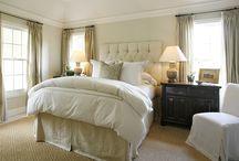 Master Bedroom Ideas / by Natalie Defnall