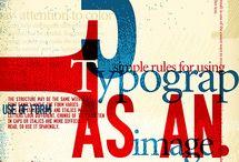 Typography / Tips on typography