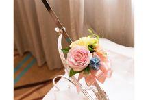 ナイフ装花