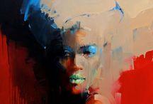 Mary's portrait inspiration / Portraiture