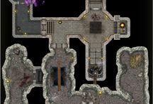 40k RPG maps