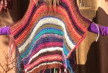 Ponchos (knitting)