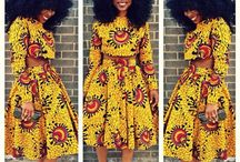 African dresses/patterns/outfits