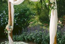 Unique Wedding Arches