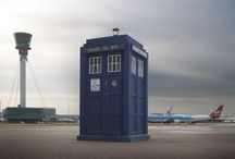 TARDIS Sightings and More / Doctor Who love, of course.