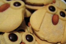Owllll cookies with
