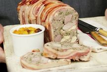 NOSH... Pate's: Terrines: Dips & Appertisers / Lets Party... Party: Party: Party
