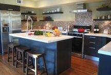 Kitchens / by Becca Moss