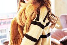 [ la moda - sweaters ]  / by Tina Thanabalan
