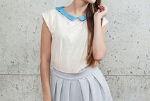 Czech Fashion / New fresh styles made by young czech designers and brands.